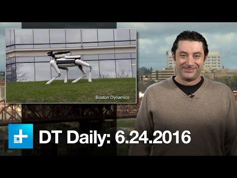 Boston Dynamics' freakish SpotMini is the robodog we secretly want