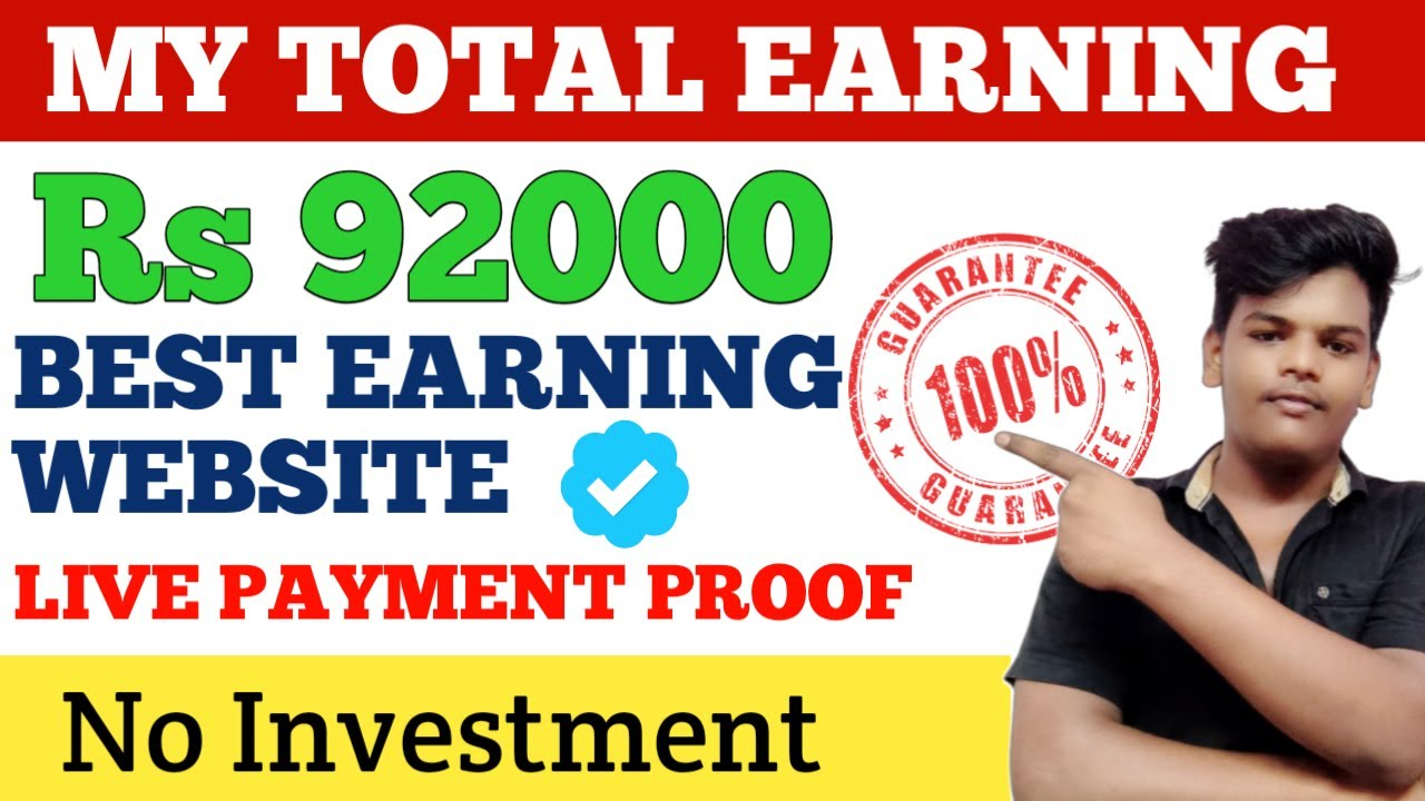 Generate Income Online|Online Earning|Generate Income Online|Work From Home Jobs|Absolutely No Investment thumbnail