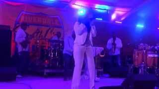 "Angela Winbush LIVE ""Angel"" to Anthony Antoine - South City Music Fest"