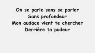 Sheryfa Luna - Des Choses Qui Ne Se Disent Pas (Ac Paroles)