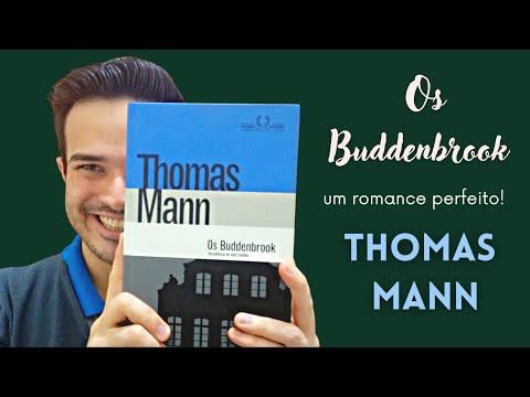 #39-L - Os Buddenbrook - Thomas Mann   Diário de Leitura