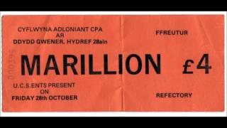 Marillion - Margaret  (Swansea, Wales 1983)