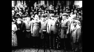 Rare Footage of Civil War Veterans Doing the Rebel Yell