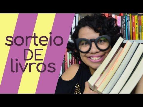 SORTEIO DE 7 LIVROS! #Vem3kdeEstórias | Despindo Estórias