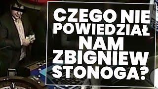 USZI Zbigniew Stonoga bez aresztu! Co robił w kasynie?