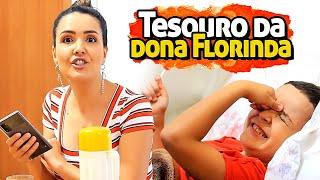TESOURO DA DONA FLORINDA - FAMÍLIA PARAFUSO SOLTO
