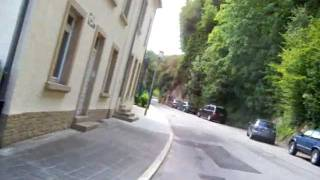 preview picture of video 'Luxembourg: Adolphe Bridge'