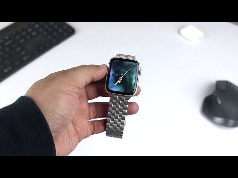 JUUK Qrono Band For Apple Watch (Review)