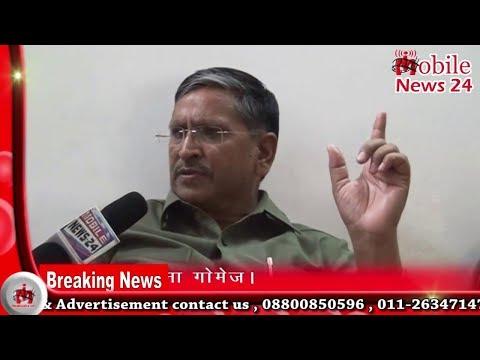 बदरपुर क्षेत्र की जनता के सामने आकर विधायक जबाब दे और मुझसे जबाब लें : महेश अवाना