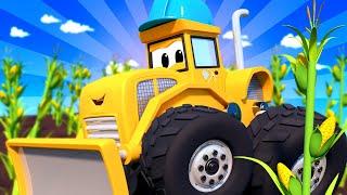 Monster Město - Monster buldozer Michal přišel o svoji kukuřici!