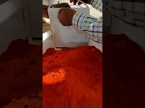 Spice Grinding