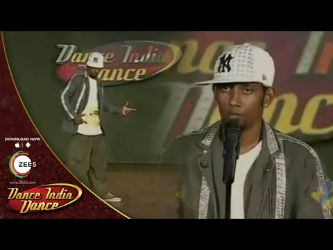 Dharmesh Sir's First Audition For Dance India Dance (2009) (видео)