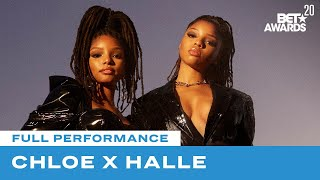 "Chloe X Halle Virtual Performance Of ""Forgive Me"" & ""Do It"" 