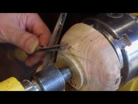 Mini guida tornitura * 1^ Parte * - Le 3 sgorbie principali - Mini Guide to Woodturning