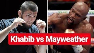 Floyd Mayweather Jr vs Khabib Nurmagomedov / Les Opportunistes