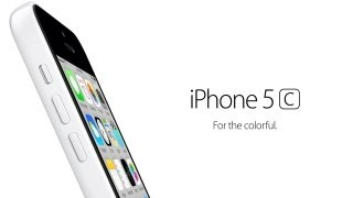 Official iPhone 5c Trailer