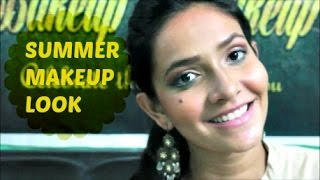 Image for video on SUMMER BRONZE GODDESS cosmetics LOOK by Bakeup & Makeup