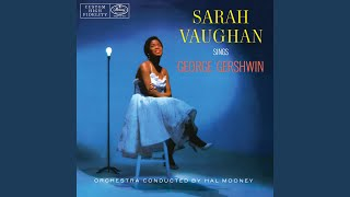 Sarah Vaughan Someone to watch over me Music