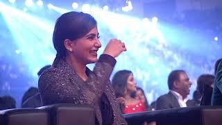 Mersal - Audio Launch Function   Vijay   A R Rahman    Samantha, Kajal, Nithya Menen   Atlee