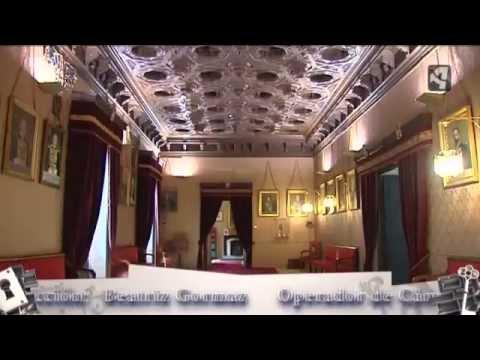 MAESTRANZA DE CABALLERIA ZARAGOZA. PROGRAMA LA LLAVE MAESTRA. ARAGÓN TV y PRAMES AUDIOVISUAL