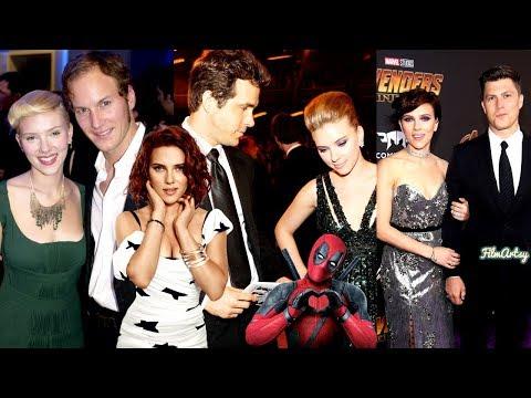 Scarlett Johansson Boyfriends   List of Scarlett Johansson Dating History