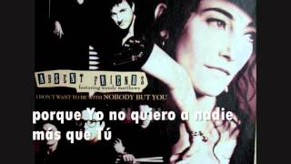 ABSENT FRIENDS   -I DON'T WANT TO BE   NOBODY BUT YOU(SUBTITULADA)