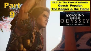 ACO DLC 2 The Fate of Atlantis - Episode 1 Fields of Elysium - Popular - The Keeper and the Flame