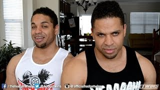 Where Does The Body Burn Fat First??? @hodgetwins