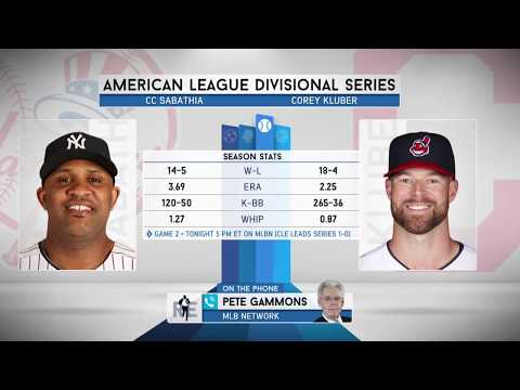 Peter Gammons Breaks Down the MLB Playoffs & More w/Rich Eisen | Full Interview | 10/06/17