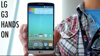 LG G3 Hands On: An Instant Contender for Smartphone of the Year | Pocketnow