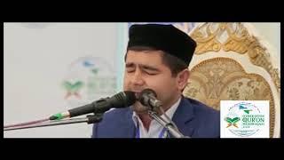 QUR'ON MUSOBAQASI MUHAMMAD LOYIQ AMINOV