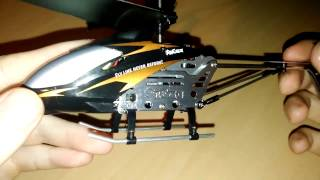 3.5-Channel Rechargeable Mini R/C Helicopter Airplane Built-in Gyro with Infrared Remote Controller