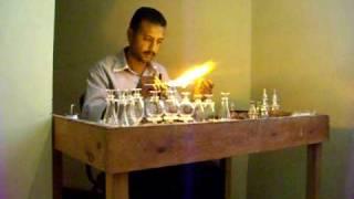 Egyptian Perfume Bottle Making