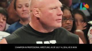 Brock Lesnar - Hot Topics - Wiki Videos by Kinedio