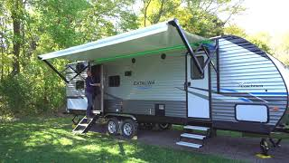 Coachmen Catalina 2021: How-To Set-Up