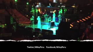 Miley Cyrus - Look What They've Done To My Song (LIVE) City Of Hope
