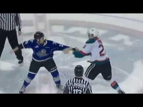 Kyle Pow vs. Braydon Buziak