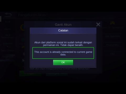 Mobile Legends Account Switch Error | STAMP TV