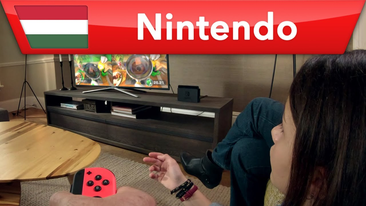 Super Mario Party - Szórakozás az egész családnak | Nintendo Switch