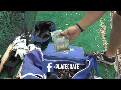 Whats in professional baseball player Cameron Mongers Bag?