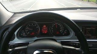 поменял передние колодки появился гул audi a6 c6 2008 год