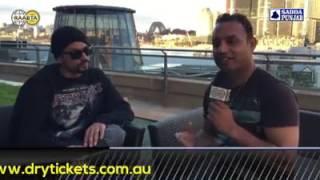 BOHEMIA the punjabi rapper latest interview Australia 2017 Tour