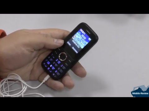 Обзор телефона JINGA Simple F100
