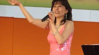 2016.6.12JAふれあい祭り石野真子ショー
