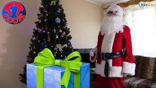 Подарки от Деда Мороза на День Святого Николая для Ярославы. A Gift from Santa Claus VLOG Tiki Taki