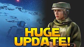 Star Wars Battlefront: HUGE UPDATE - All Nerfs, Buffs, Updates & New Content!