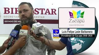 Se está gestionando los Recursos para la Limpieza de los Drenes: Luis Felipe León Balbanera