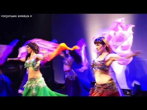 Oriental dance show