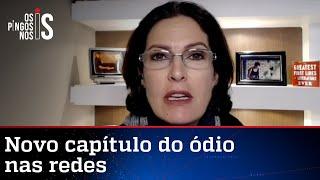 Cristina Graeml: Primeira-dama de Maringá debocha de Bolsonaro e Olavo