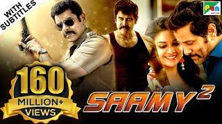 Saamy² (2019)   New Released Full Hindi Dubbed Movie   Vikram, Keerthy Suresh, Aishwarya Rajesh